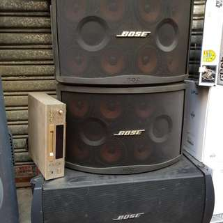 bose802lll連低音