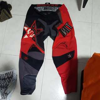 Unit mx pants