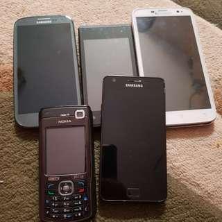 Faulty Phones