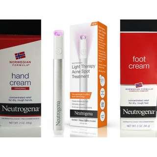 FREE Neutrogena Gift - Purchase of Neutrogena Light Therapy Acne Spot Treatment
