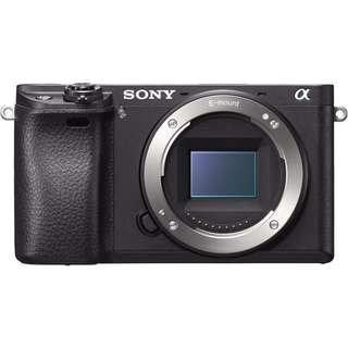 Sony a6300 rental