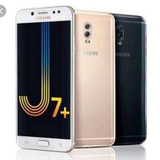 Cicilan Tanpa Kartu Kredit Samsung J7+