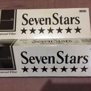 日機seven stars 14m