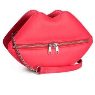 h&m lip smacker sling bag
