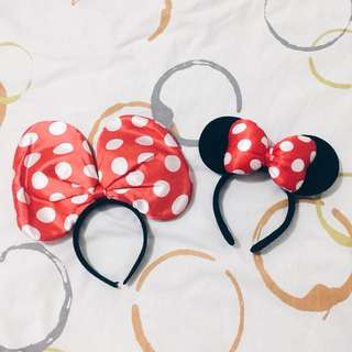 Bando minnie mickey mouse disney