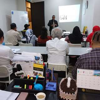 Gold Seminar at Woodlands, Singapore