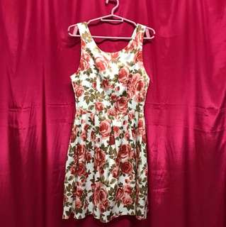 Apartment 8 Floral Dress