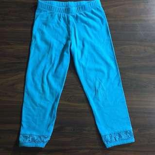 Authentic American Heritage Blue Leggings