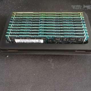 10 x 8GB DDR3 ECC Server RAM / Memory (10600R)