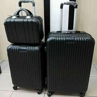 1 paket isi 3 koper.. no brand yah, tapi import. Stok terbatas