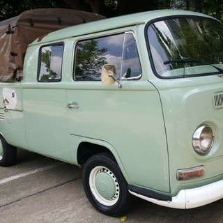 VW Kombi Type 2 Thai Regn