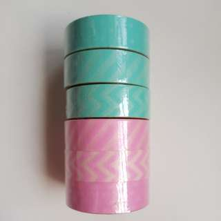 BNIP Dress My Cupcake Washi Tapes