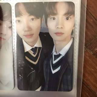 [WTS/WTT] THE BOYZ New x Q Live Photocard