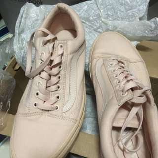 VANS OLD SKOOL PEACH BLUSH