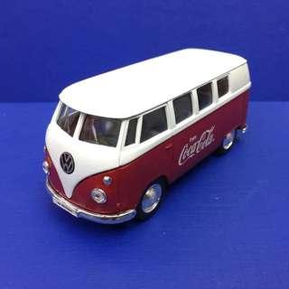 可口可樂經典汔水貨Van