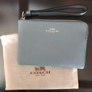 全新Coach 袋(15.5cm x 10.5cm)