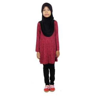 Kids Basic Top -Morrocan (ak271c)