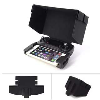 $22 DJI Remote Controller Monitor Sun Hood Sunshade phone Cover For DJI Mavic Pro / Mavic Air / Spark