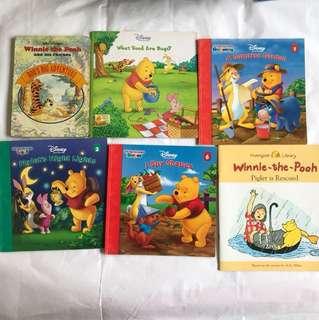 KIDS BOOKS : WINNIE THE POOH