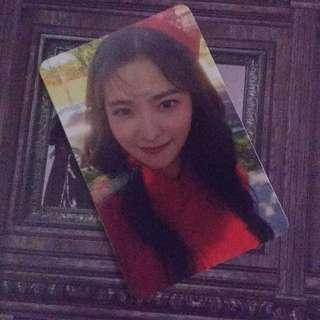 [PC] Red Velvet's Yeri- Peek-a-Boo