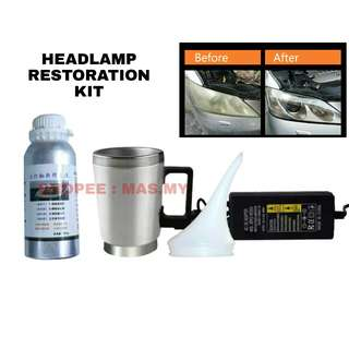 HEADLAMP RESTORATION KIT