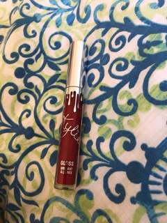 Kylie Lip Kit Red Gloss