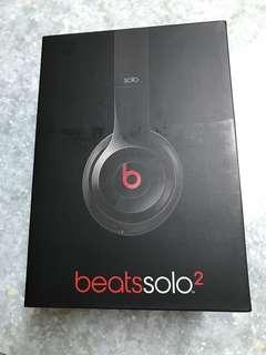 Beats solo2 (black)