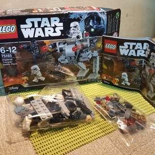 【有錢就是任性】LEGO 樂高 (全新未拆只是盒子有壓到)