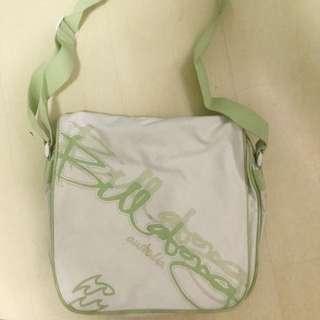 Billabong messenger bag from Australia Billabong outlet store (Used twice)