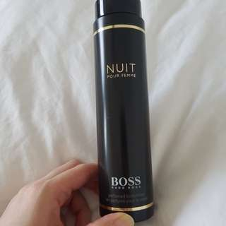 Hugo Boss Moisturizer (new)