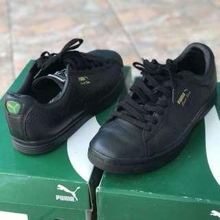 Sepatu PUMA Black Court Star NM NEGO