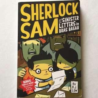 Sherlock Sam Book 3