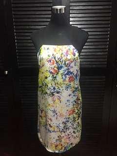 Sleek Colorful Dress