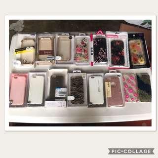 Iphone 6 case (40 each)