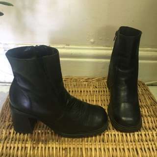 90s Candy Boots