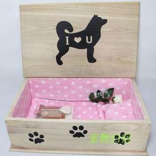 Pet Coffin