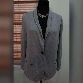 🖤Uniqlo Gray Coat/Cardigan🖤
