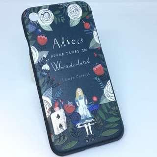 愛麗絲夢遊仙境iPhone 7手機殻/保護套