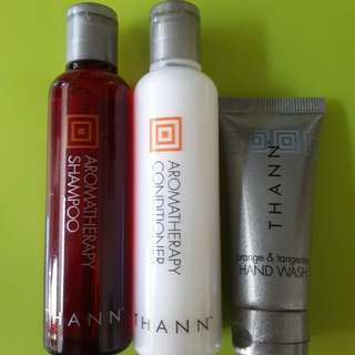 Authentic THANN Aromatic Love Bundle