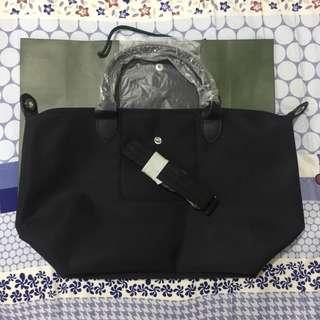 Longchamp Neo medium - black