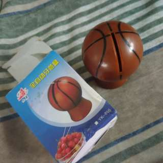 Basketball Toothpick Holder