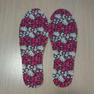 Insole of sanrio鞋墊