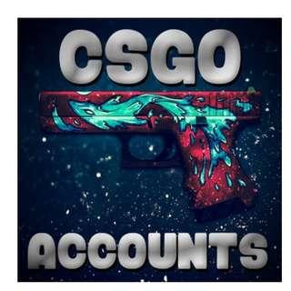 CSGO Accounts Smurf/Ranked/Prime/Fresh + Free game(some accounts)
