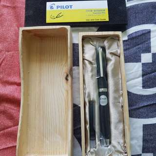 Authentic Brand New In Box Pilot Falcon Fountain Pen