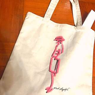 Chanel MADEMOISELLE Privé tote bag&Poster