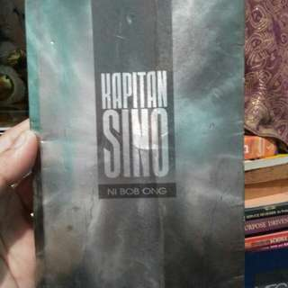 Kapitan Sino ni Bob Ong