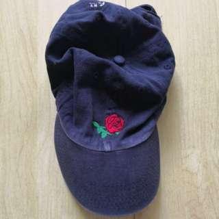rose cap // bm