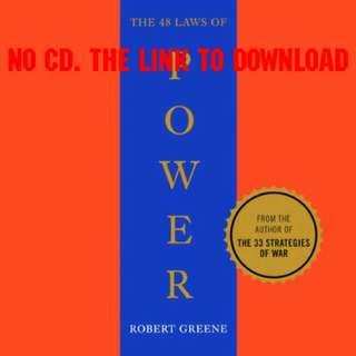 The 48 Laws of Power by Robert Greene (AUDIOBOOK)