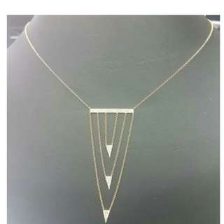 14 Real Gold Necklace