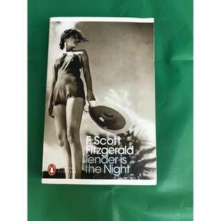 Tender is the Night by F.Scott Fitzgerald